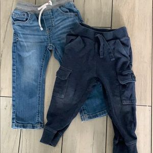 Lot of 2 Boys Jeans and pants